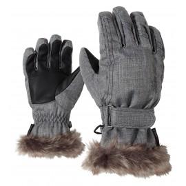 Ziener LIM GIRLS glove junior grey melange