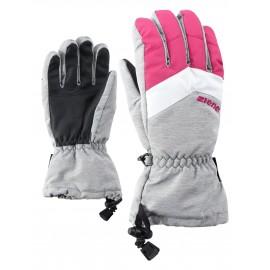 Ziener LETT AS(R) glove junior light melange