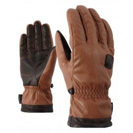 Ziener ISOR glove multisport brown