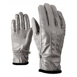 Ziener ISALA LADY glove multisport metallic graphite