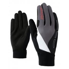 Ziener ULRICA LADY glove crosscountry grey iron