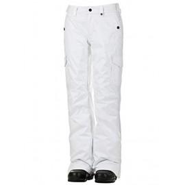 NITRO STATIC PANT WHITE