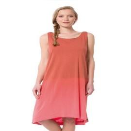 NIKITA CAREEN DRESS BAKED CLAY