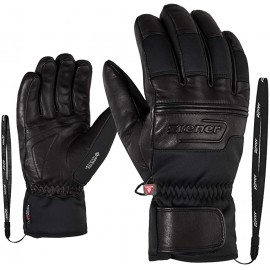 Ziener GIPPO GTX PR glove ski alpine black