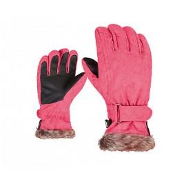 ZIENER LIM GIRLS pink