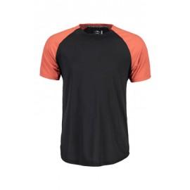 MALOJA ForunM. Short Sleeve Multisport Jersey moonless
