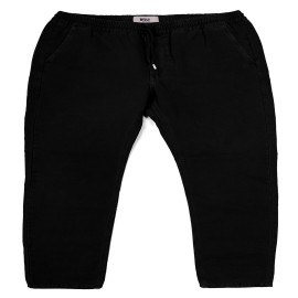 L.BOLT Pull up Canvas Pant Moonless night