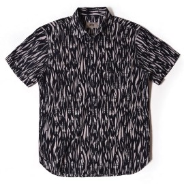 L.BOLT Water Top S/S Printed Shirt MOONLESS NIGHT