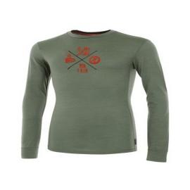MALOJA CasalicM. Men´s Functional Undershirt 1/1 treehouse